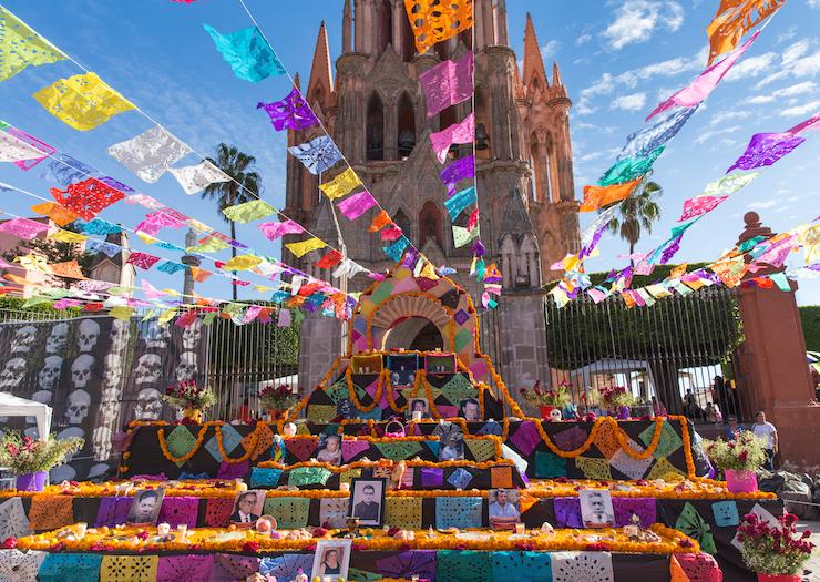 Altar San Miguel
