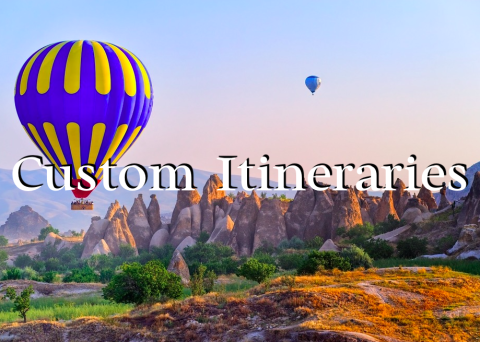 Custom Itineraries
