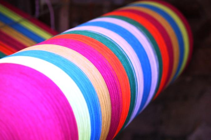 Weaving Mayan
